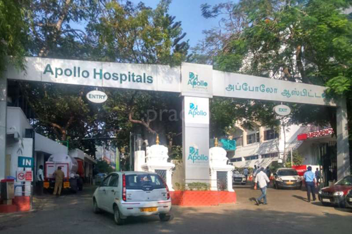 Chennai Apollo Hospital