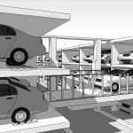 Moving-elevator-system